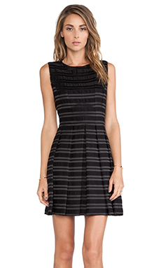 Greylin Lina Dress in Black