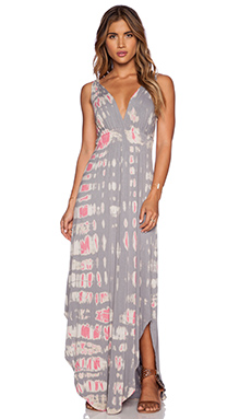 Gypsy 05 Bamboo Maxi Dress in Ash