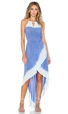 Gypsy 05 Tulip Maxi Dress in Mauve
