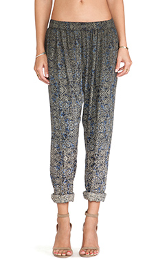 Gypsy 05 Tesserae Printed Pants in River