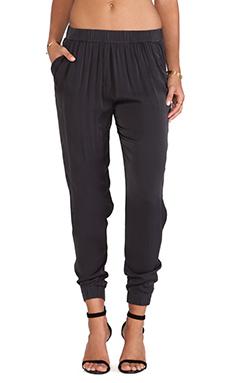 Gypsy 05 Umayyad Straight Leg Pants in Noir