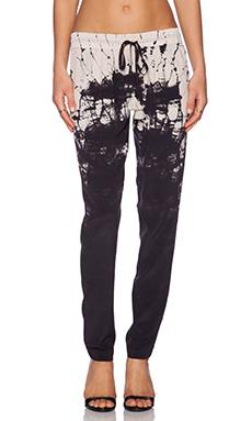 Gypsy 05 Drawstring Pant in Black