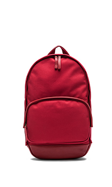 Haerfest F1 Backpack in Red