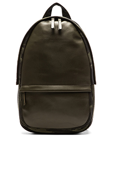 Haerfest Shell Backpack in Green