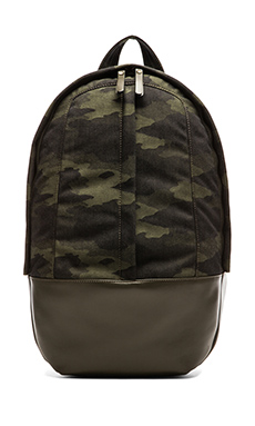 Haerfest Arch Backpack in Green