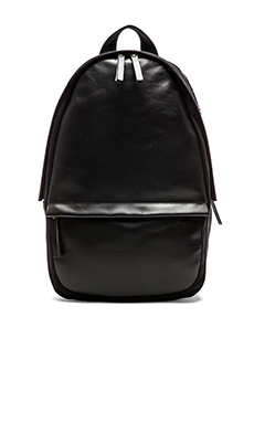 Haerfest Pattern Series Shell Backpack in Black