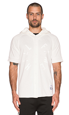 Hall of Fame Double Play Jersey in White