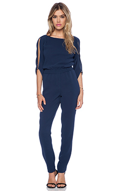 Halston Heritage Jumpsuit in Night Sky