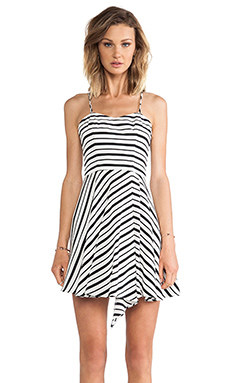 Hunter Bell Roxy Dress in Stripe