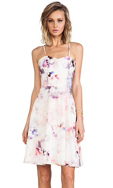 Hunter Bell Cameron Dress in Falling Flowers