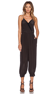 Hunter Bell Bonnie Jumpsuit in Black