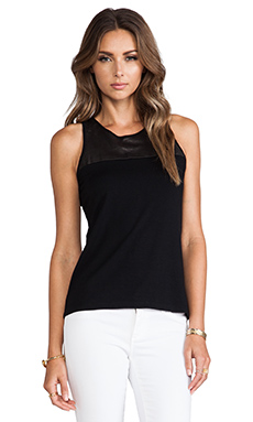 Hunter Bell Eve Tank in Black