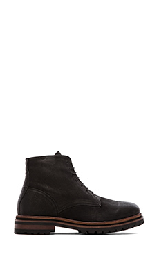 H by Hudson Boltby in Black Calf
