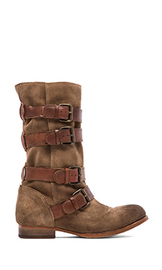 H by Hudson Keira Boot in Beige