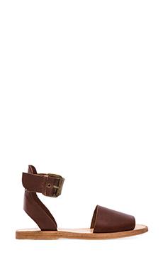 H by Hudson Sollar Sandal in Calf Tan