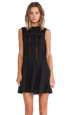 heartLoom Yuko Dress in Black