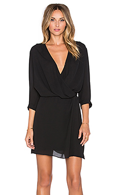 heartLoom Celine Dress in Black