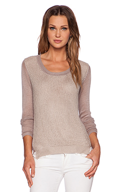 heartLoom Jayton Sweater in Dune