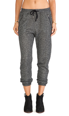 heartLoom Nahya Sweatpant in Black