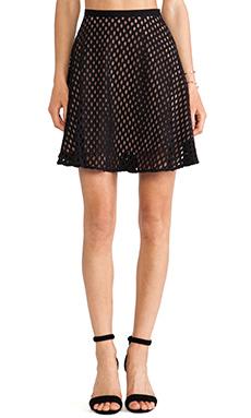 heartLoom Harmon Skirt in Black