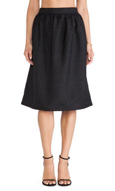 heartLoom Ines Skirt in Black