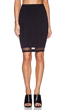 heartLoom Inna Skirt in Black