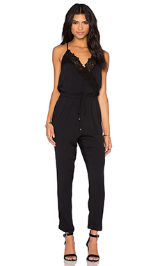 heartLoom Keap Romper in Black