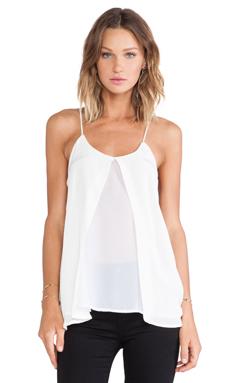 Helena Quinn Isla Slip Tank in White