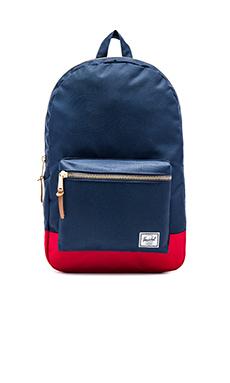Herschel Supply Co. Settlement Backpack in Red/Navy
