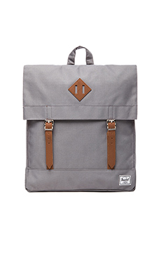 Herschel Supply Co. Survey Backpack in Grey