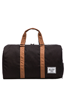 Herschel Supply Co. Novel Duffel in Black