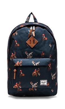 Herschel Supply Co. Woodlands Backpack in Hunt