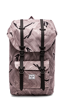 Herschel Supply Co. Little America Backpack in Geo/ Black