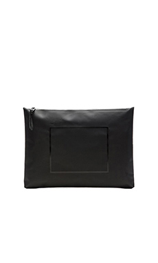 Herschel Supply Co. The Studio Collection Folio XL in Black & Black