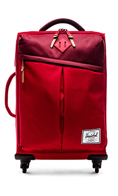 Herschel Supply Co. Highland Carry On in Red & Burgundy & Rust