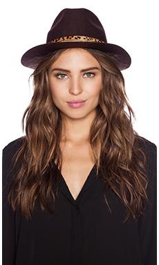 HiPANEMA x AMENAPiH Heady Hat in Brown