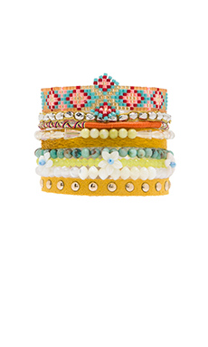 HiPANEMA Aloha Bracelet in Multi