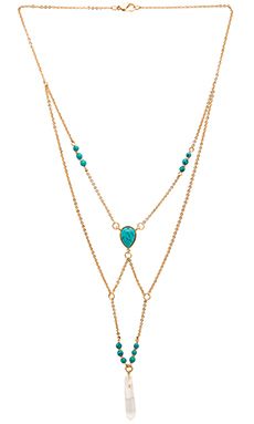 HiPANEMA Indira Necklace in Gold