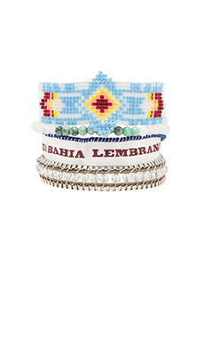 HiPANEMA Maldives Bracelet in Multi
