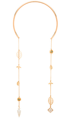 HiPANEMA Twin Necklace in Gold