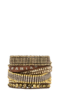 HiPANEMA Bracelet in Platine