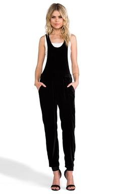 harlyn Peg Leg Jumper in Black