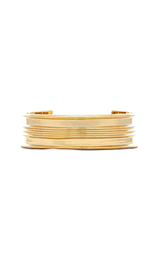 House of Harlow Contemporary Cuff in Gold