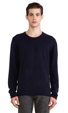 Hope Con Sweater in Dark Blue