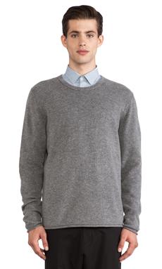 Hope Con Sweater in Grey Melange