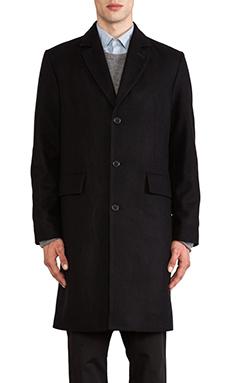 Hope Story Coat in Black