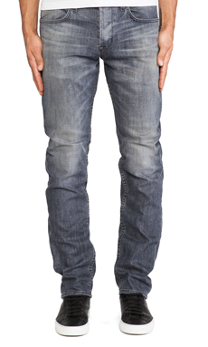 Hudson Jeans Blake Slim Straight in Search & Destroy