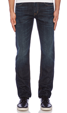 Hudson Jeans Byron Straight in Baseline