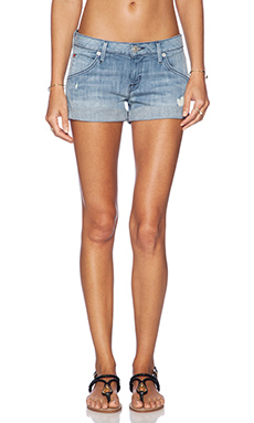 Hudson Jeans Hampton Cuffed Short in Seized 2