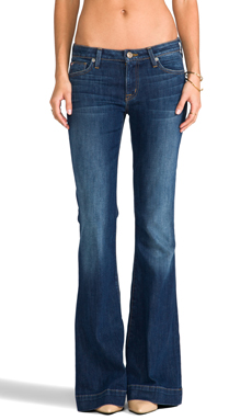 Hudson Jeans Ferris Flare in Satyricon